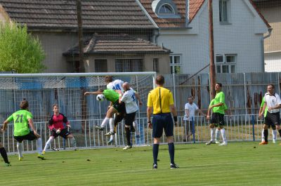 Druhá výhra na penalty s týmem Čelákovic